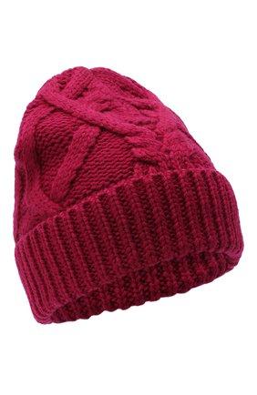 Женский шерстяная шапка ISABEL MARANT фуксия цвета, арт. BE0011-20A034A/RYAMY | Фото 1