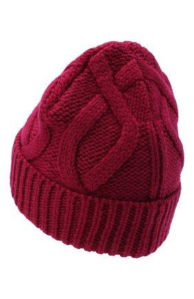 Женский шерстяная шапка ISABEL MARANT фуксия цвета, арт. BE0011-20A034A/RYAMY | Фото 2