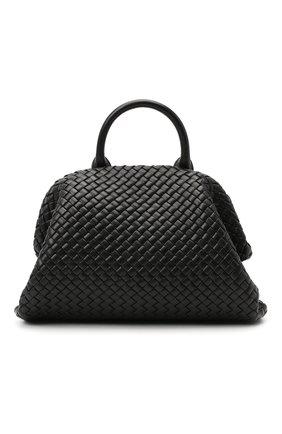 Женская сумка bv handle BOTTEGA VENETA черного цвета, арт. 639301/V01D1 | Фото 1