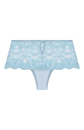 Женские трусы-шорты I.D. SARRIERI голубого цвета, арт. C8645 | Фото 1