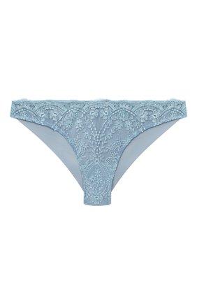 Женские трусы-слипы I.D. SARRIERI голубого цвета, арт. C8635 | Фото 1