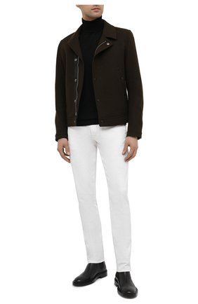 Мужская шерстяная куртка TOM FORD темно-коричневого цвета, арт. BV079/TF0363 | Фото 2