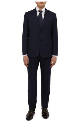 Мужской шерстяной костюм BRIONI синего цвета, арт. RA0J0X/09A0I/BRUNIC0 | Фото 1