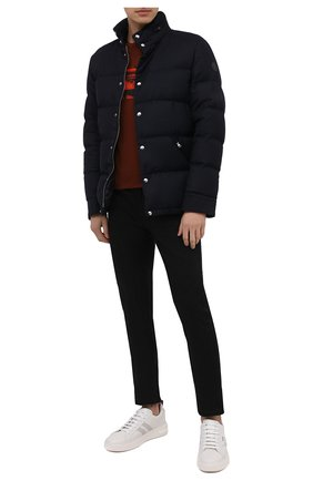 Мужская пуховая куртка monashee MONCLER синего цвета, арт. F2-091-1B543-00-54272 | Фото 2