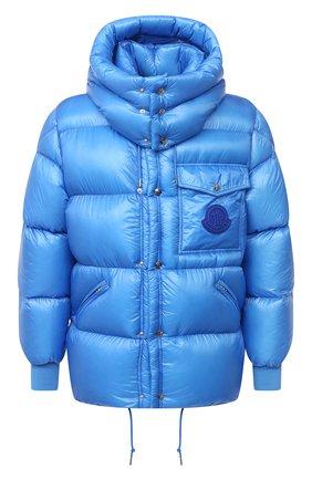 Мужская пуховая куртка lamentin MONCLER синего цвета, арт. F2-091-1B583-00-539WF | Фото 1