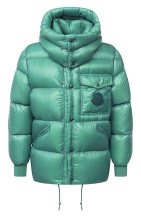 Мужская пуховая куртка lamentin MONCLER зеленого цвета, арт. F2-091-1B583-00-539WF | Фото 1
