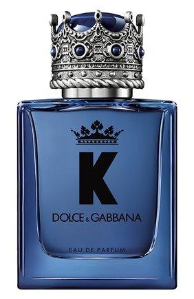 Мужской парфюмерная вода k by dolce & gabbana DOLCE & GABBANA бесцветного цвета, арт. 3101150DG | Фото 1