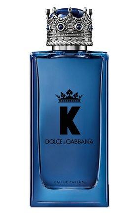 Мужской парфюмерная вода k by dolce & gabbana DOLCE & GABBANA бесцветного цвета, арт. 3101250DG | Фото 1