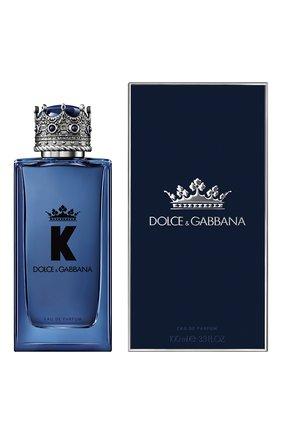 Мужской парфюмерная вода k by dolce & gabbana DOLCE & GABBANA бесцветного цвета, арт. 3101250DG | Фото 2
