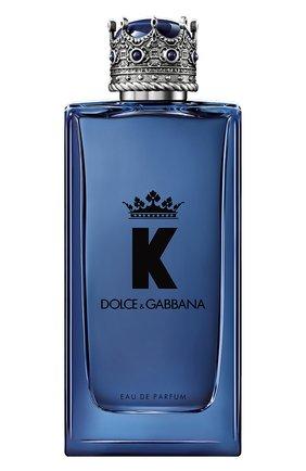 Мужской парфюмерная вода k by dolce & gabbana DOLCE & GABBANA бесцветного цвета, арт. 30700346DG | Фото 1