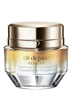 Женского крем с эффектом моделирования supreme CLÉ DE PEAU BEAUTÉ бесцветного цвета, арт. 16237CP | Фото 1