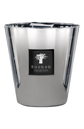 Мужского свеча les exclusives max 16 platinum BAOBAB бесцветного цвета, арт. 5415198116757 | Фото 1