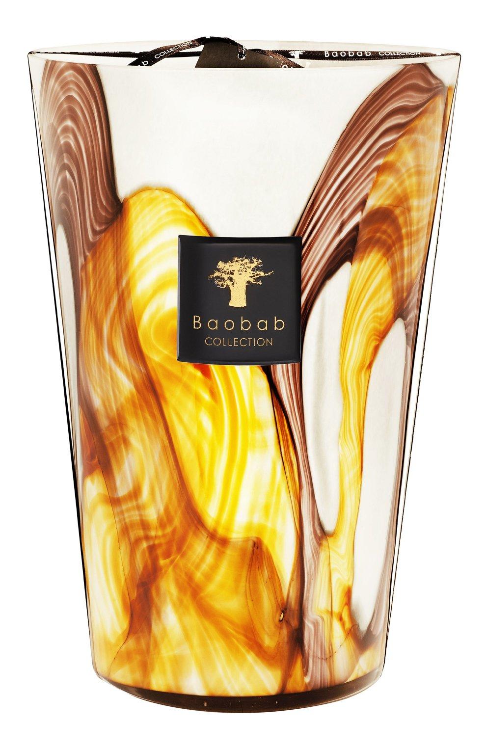 Свеча nirvana maxi max spirit BAOBAB бесцветного цвета, арт. 5415198136304   Фото 1 (Ограничения доставки: flammable)