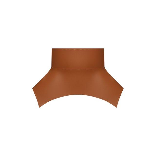 Кожаный пояс Loewe