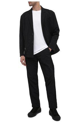 Мужской брюки A-COLD-WALL* черного цвета, арт. ACWMR004 | Фото 2