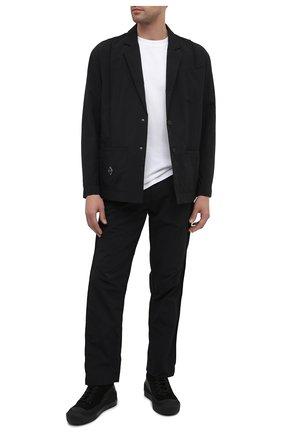 Мужской пиджак A-COLD-WALL* черного цвета, арт. ACWMH009 | Фото 2