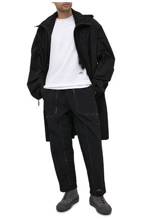 Мужской брюки A-COLD-WALL* черного цвета, арт. ACWMB029E | Фото 2