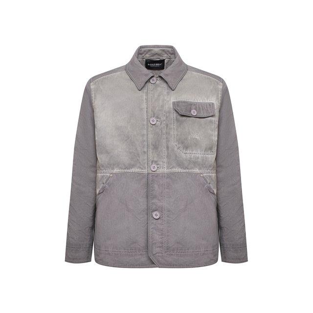 Хлопковая куртка-рубашка A-COLD-WALL*