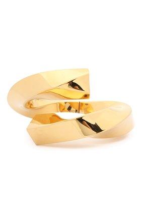 Женский браслет BOTTEGA VENETA золотого цвета, арт. 629203/VAHU0 | Фото 1
