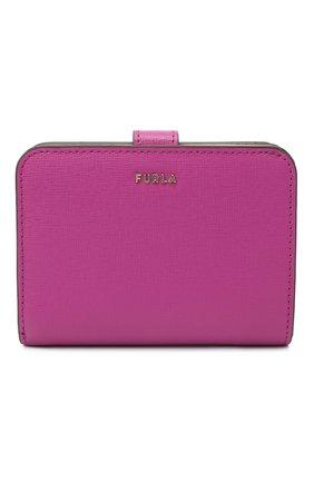 Женские портмоне babylon FURLA фиолетового цвета, арт. PCY0UNO/B30000 | Фото 1
