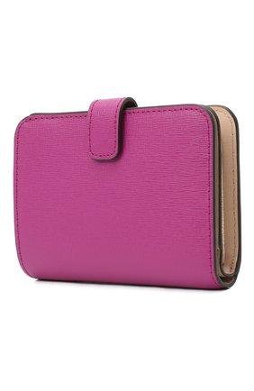 Женские портмоне babylon FURLA фиолетового цвета, арт. PCY0UNO/B30000 | Фото 2