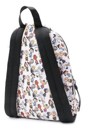 Женский рюкзак the backpack medium peanuts x marc jacobs MARC JACOBS (THE) белого цвета, арт. M0016563 | Фото 3