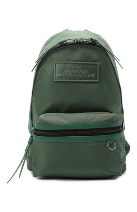 Женский рюкзак the backpack medium MARC JACOBS (THE) зеленого цвета, арт. M0016065 | Фото 1