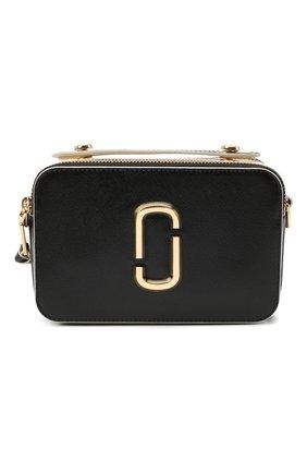 Женская сумка sure shot large MARC JACOBS (THE) черного цвета, арт. M0015898 | Фото 1