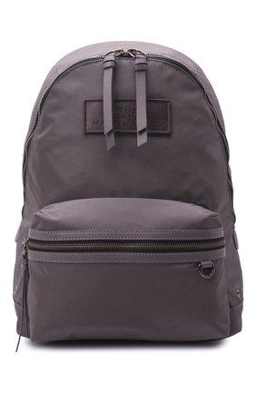 Женский рюкзак the backpack large MARC JACOBS (THE) фиолетового цвета, арт. M0015772 | Фото 1