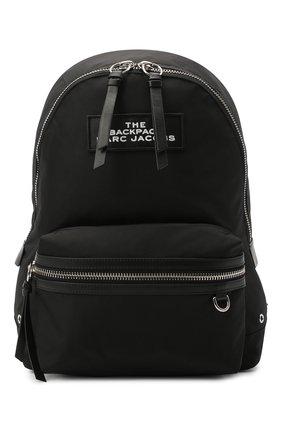 Женский рюкзак the backpack medium MARC JACOBS (THE) черного цвета, арт. M0015414 | Фото 1