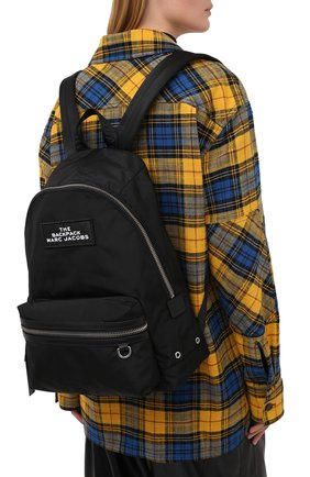 Женский рюкзак the backpack medium MARC JACOBS (THE) черного цвета, арт. M0015414 | Фото 2