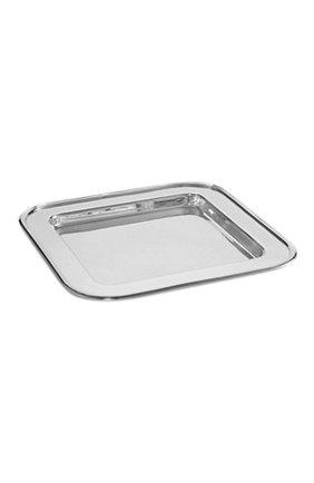 Мужского поднос RALPH LAUREN серебряного цвета, арт. 680556723001 | Фото 1