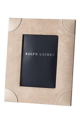 Рамка для фотографий brooke RALPH LAUREN бежевого цвета, арт. 682620393001 | Фото 1