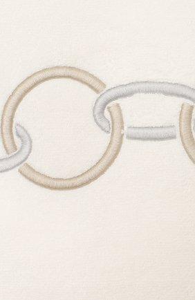 Мужского комплект из 5-ти полотенец FRETTE бежевого цвета, арт. FR6568 D1100 5PZD | Фото 11