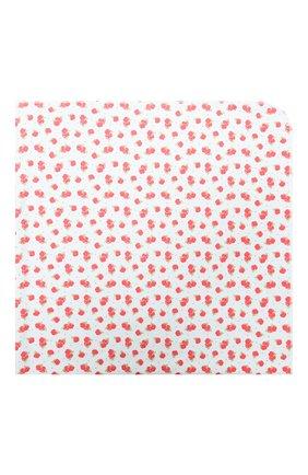 Детского хлопковая пеленка MAGNOLIA BABY красного цвета, арт. 774-80P-RD | Фото 2