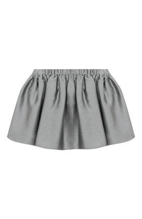 Детская юбка DOUUOD серого цвета, арт. 20I/U/JR/G005/1357/10A-14A | Фото 2
