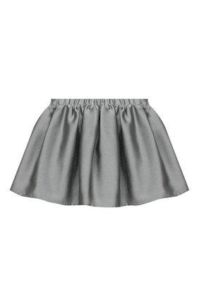 Детская юбка DOUUOD серого цвета, арт. 20I/U/JR/G005/1357/4A-8A | Фото 1