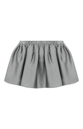 Детская юбка DOUUOD серого цвета, арт. 20I/U/JR/G005/1357/4A-8A | Фото 2