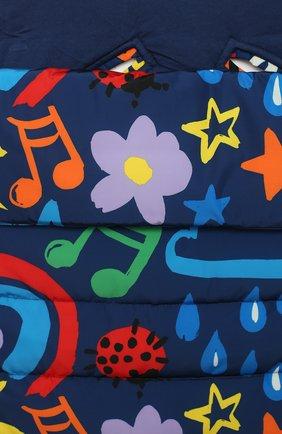 Детский конверт STELLA MCCARTNEY разноцветного цвета, арт. 601624/SPK93 | Фото 3