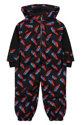 Детского утепленный комбинезон STELLA MCCARTNEY разноцветного цвета, арт. 601514/SPK39 | Фото 1