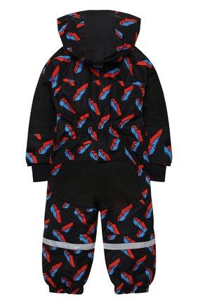 Детского утепленный комбинезон STELLA MCCARTNEY разноцветного цвета, арт. 601514/SPK39 | Фото 2