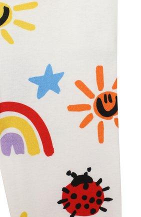 Детский комплект из свитшота и брюк STELLA MCCARTNEY разноцветного цвета, арт. 601507/SPJ11 | Фото 7