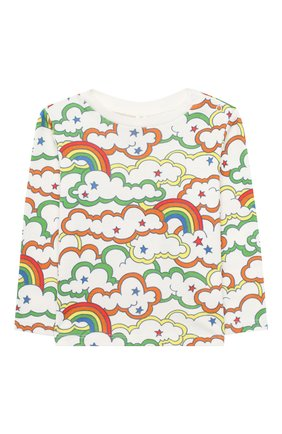 Детский комплект из свитшота и брюк STELLA MCCARTNEY разноцветного цвета, арт. 601494/SPJ69 | Фото 2