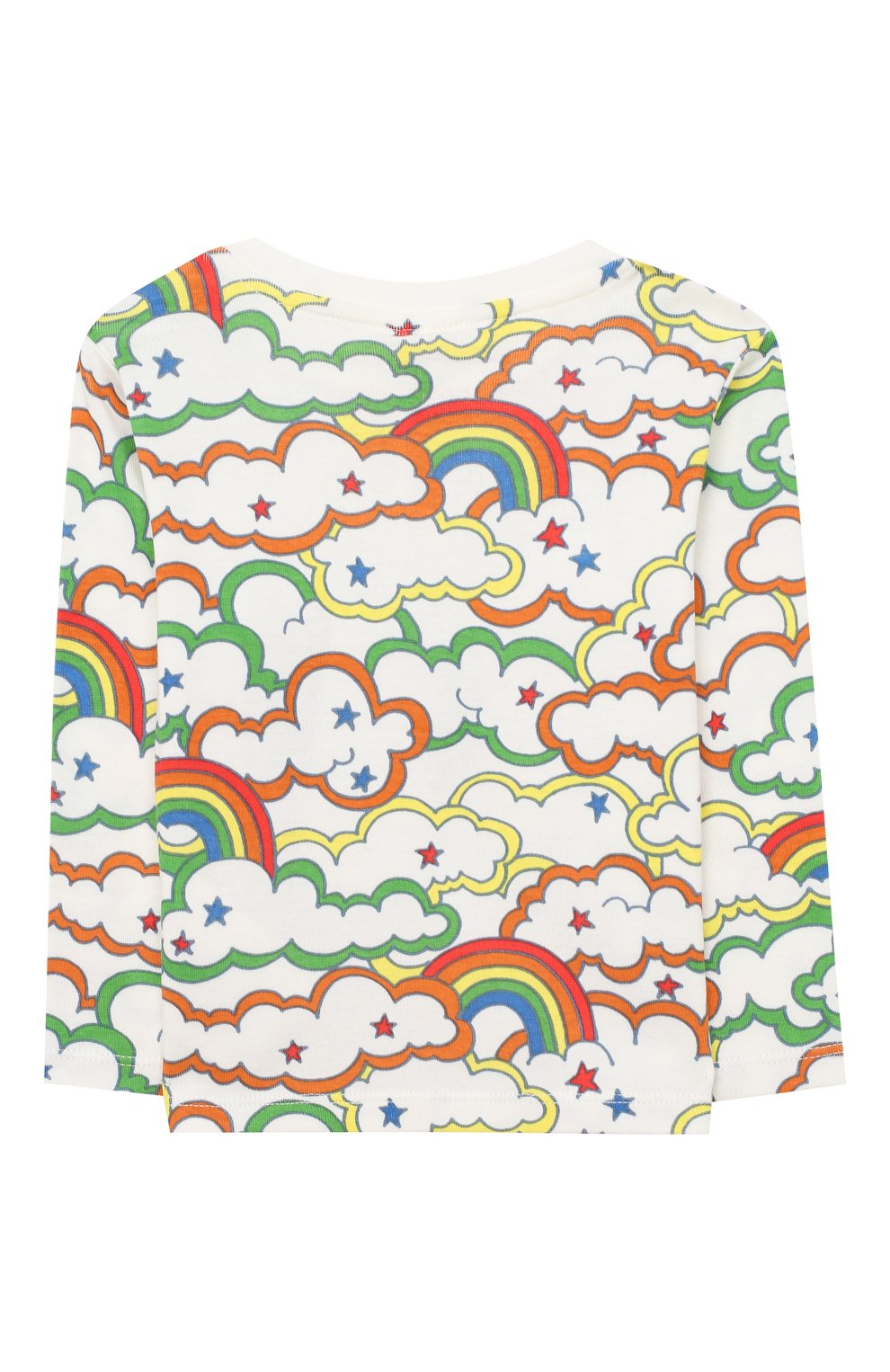 Детский комплект из свитшота и брюк STELLA MCCARTNEY разноцветного цвета, арт. 601494/SPJ69 | Фото 3