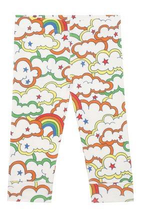 Детский комплект из свитшота и брюк STELLA MCCARTNEY разноцветного цвета, арт. 601494/SPJ69 | Фото 5