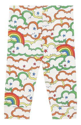 Детский комплект из свитшота и брюк STELLA MCCARTNEY разноцветного цвета, арт. 601494/SPJ69 | Фото 6