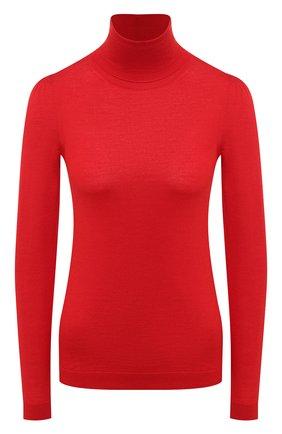 Женская шерстяная водолазка REDVALENTINO красного цвета, арт. UR0KC02A/545 | Фото 1