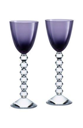 Мужского набор из 2-х бокалов vin du rhin vega BACCARAT фиолетового цвета, арт. 2 812 269 | Фото 1