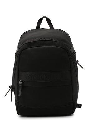 Мужской текстильный рюкзак gimont MONCLER черного цвета, арт. F2-09A-5A702-00-02SLD | Фото 1