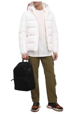 Мужской текстильный рюкзак gimont MONCLER черного цвета, арт. F2-09A-5A702-00-02SLD | Фото 2
